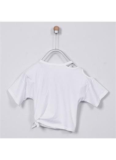 Panço T-Shirt 2011GK05001 Beyaz